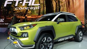 Future Toyota Adventure Concept (FT-AC)