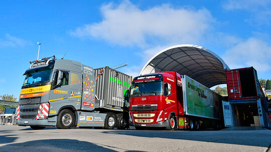 Futuricum FH SEMI 40E 900 kWh