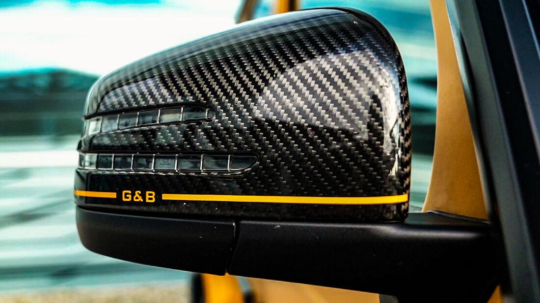 G&B Design G-Boss Mercedes G-Klasse