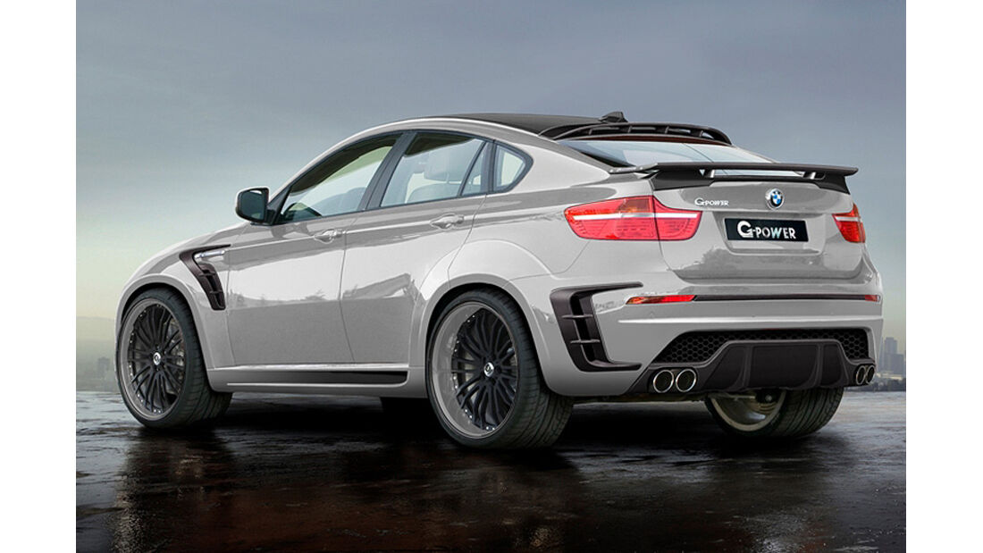 G-POWER BMW X6 Typhoon RS ulimate V10
