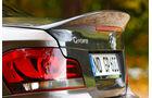 G-Power BMW 1er M Coupé, Heckspoiler
