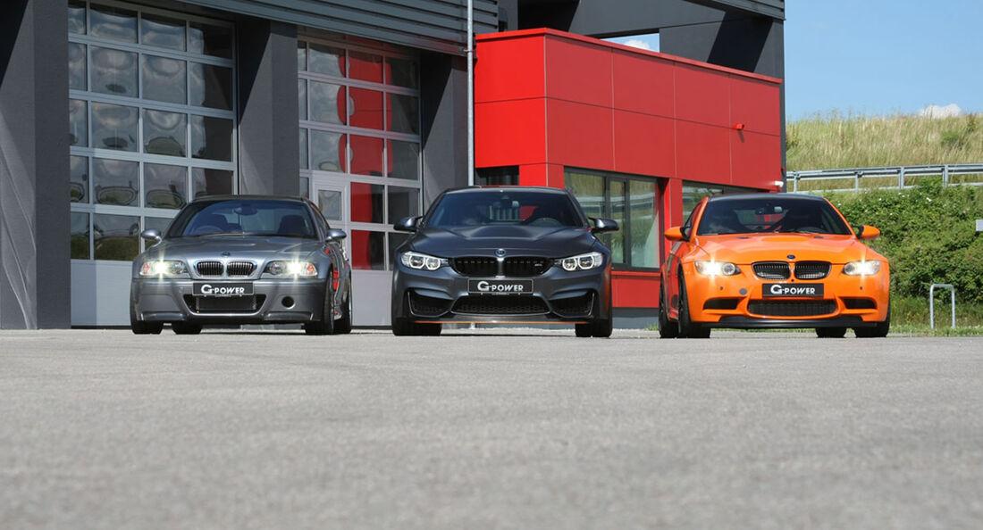 G-Power BMW M3 CSL M3 GTS M4 GTS