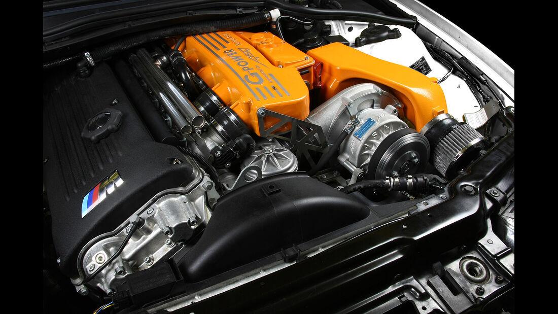 G-Power BMW M3 E46, Motor