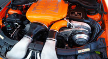 G-Power-BMW M3 GTS, Motor