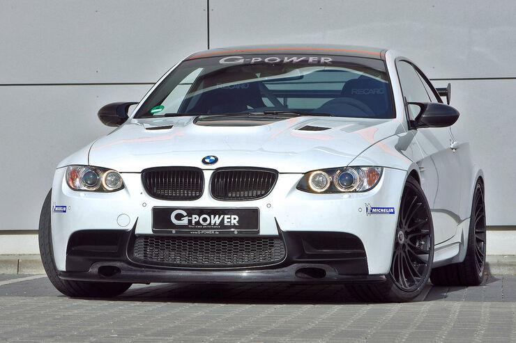 G-Power BMW M3 RS Aerodynamikprogramm