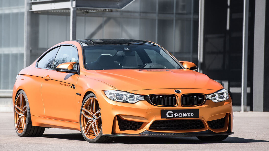 G-Power BMW M4 (F82)