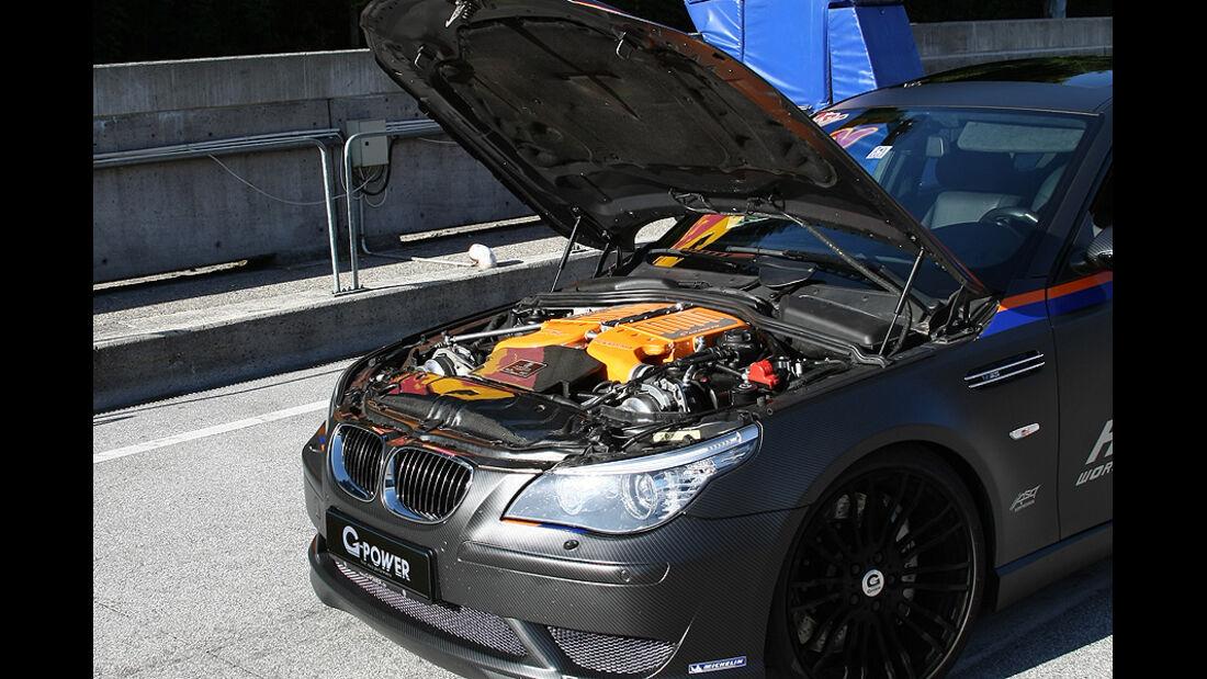 G-Power BMW M5 Hurricane RR