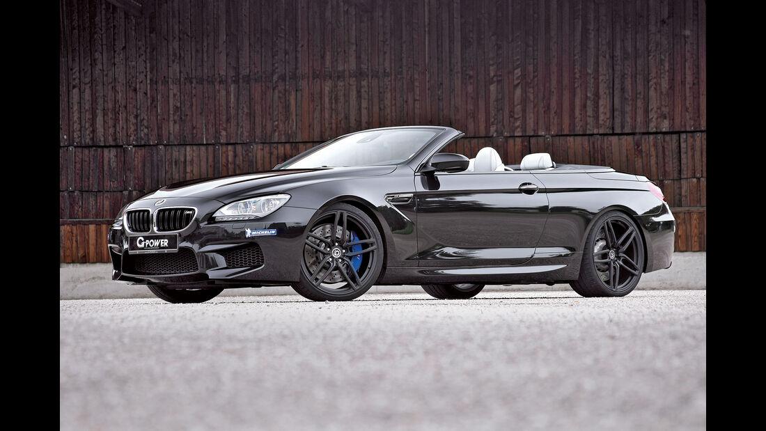 G-Power-BMW M6 Cabrio