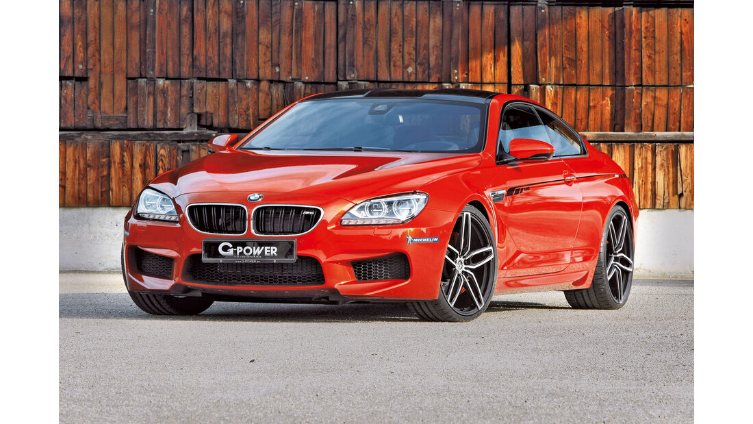 G-Power-BMW M6 GC