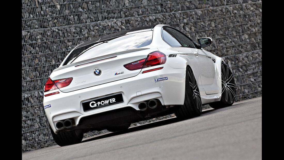 G-Power BMW M6 Prüfstand