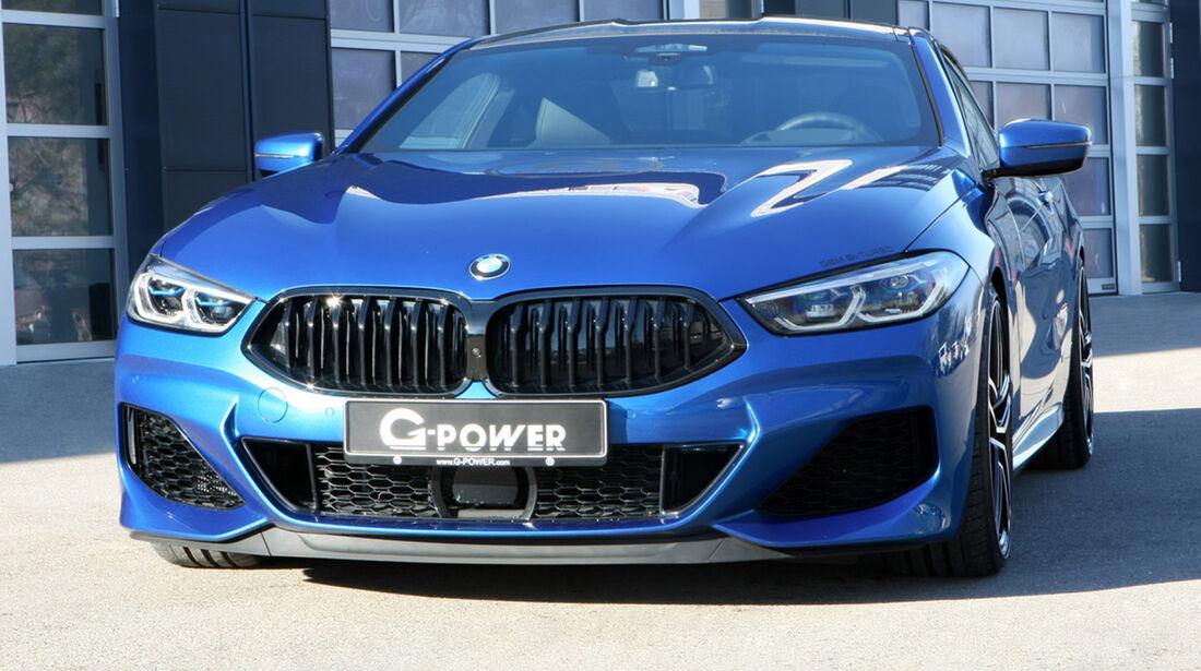G-Power - BMW M850i xDrive - Tuning - Coupé