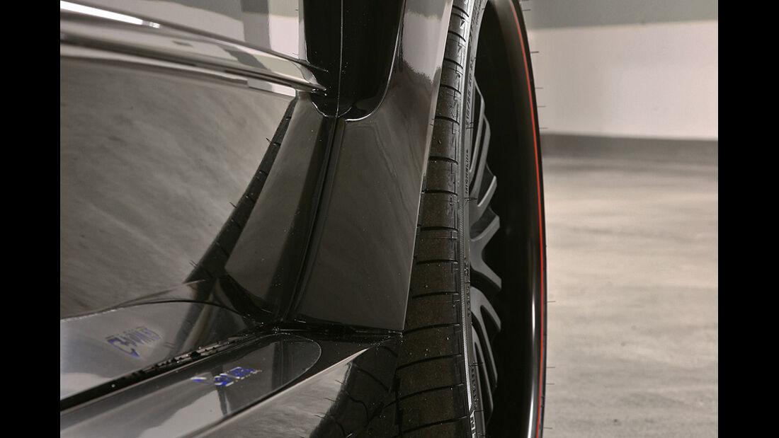 G-Power BMW X5 M Typhoon, Seitenschweller
