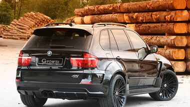 G-Power, BMW, X5, Tuning, Black Pearl