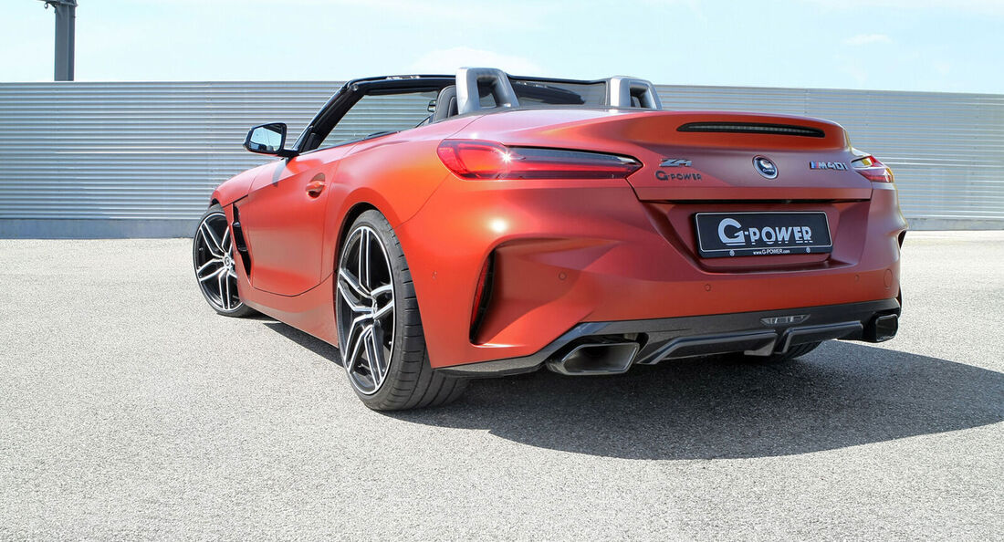 G-Power BMW Z4 M40i