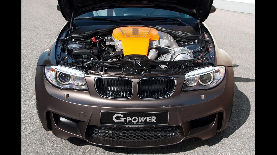 G-Power G1 V8 HURRICANE RS, BMW 1er M Coupé
