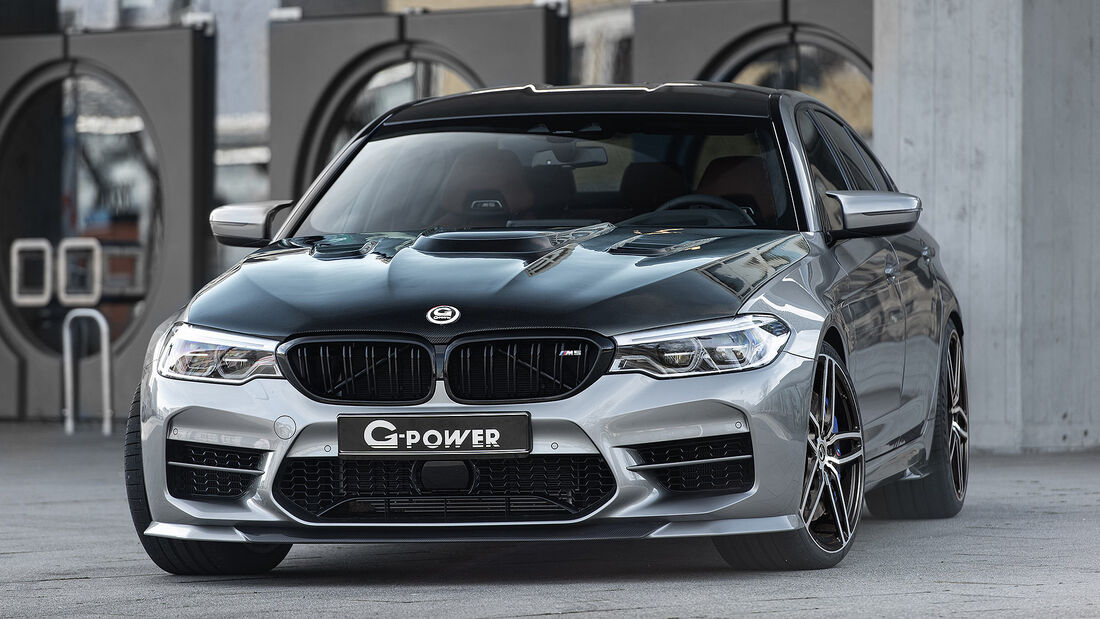 G-Power G5M Hurricane RR BMW M5