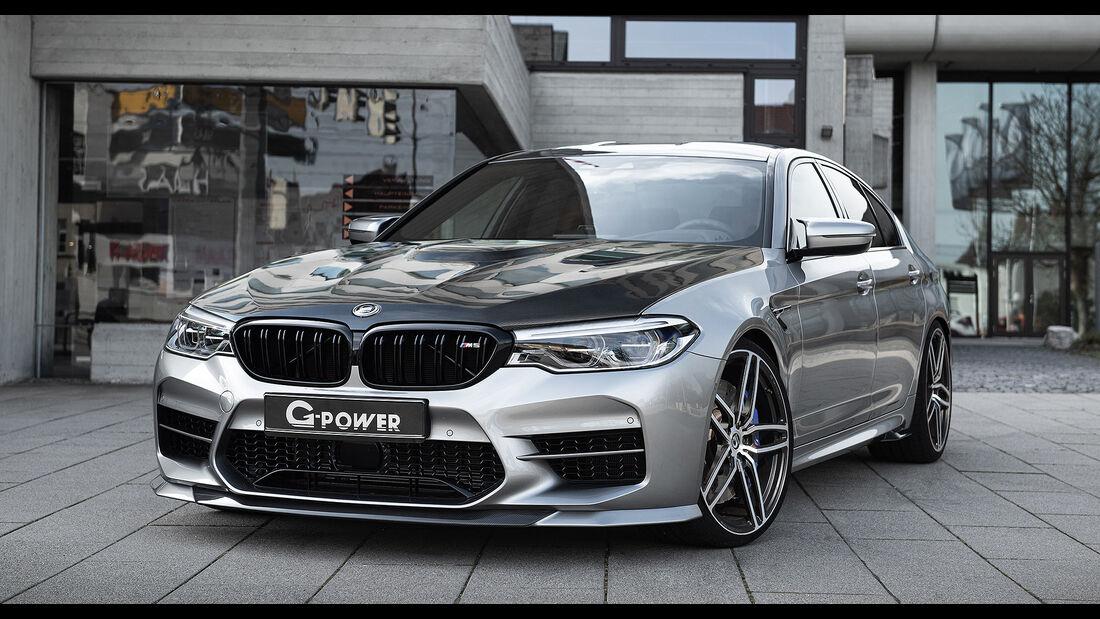 G-Power G5M Hurricane RR BMW M5