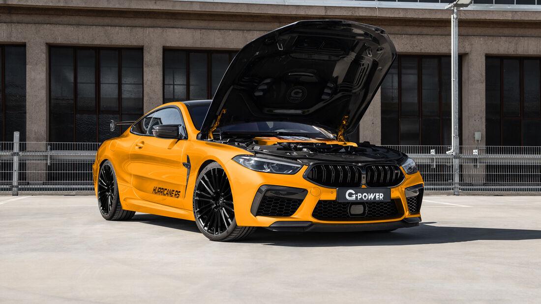 G-Power Hurricane G8M RS