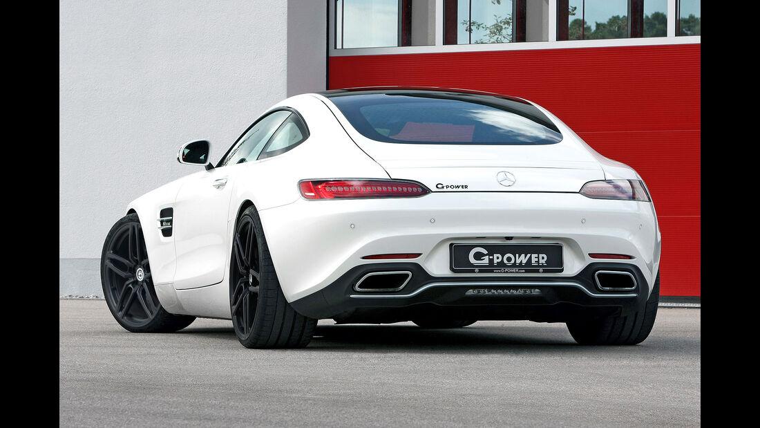 G-Power Mercedes AMG GT S