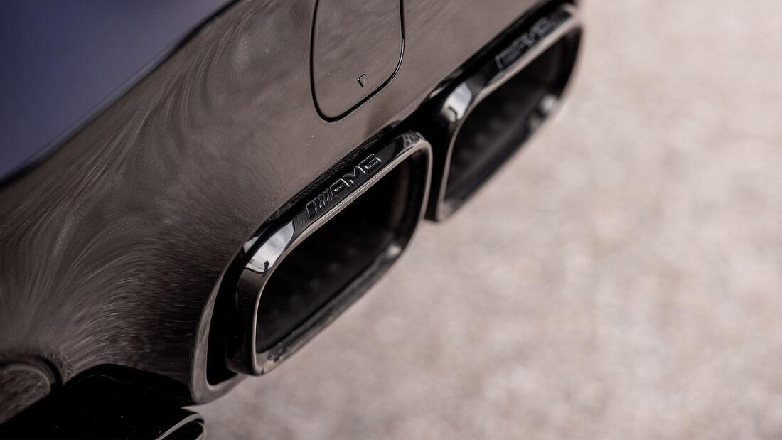 G-Power Mercedes-AMG GT Viertürer Tuning