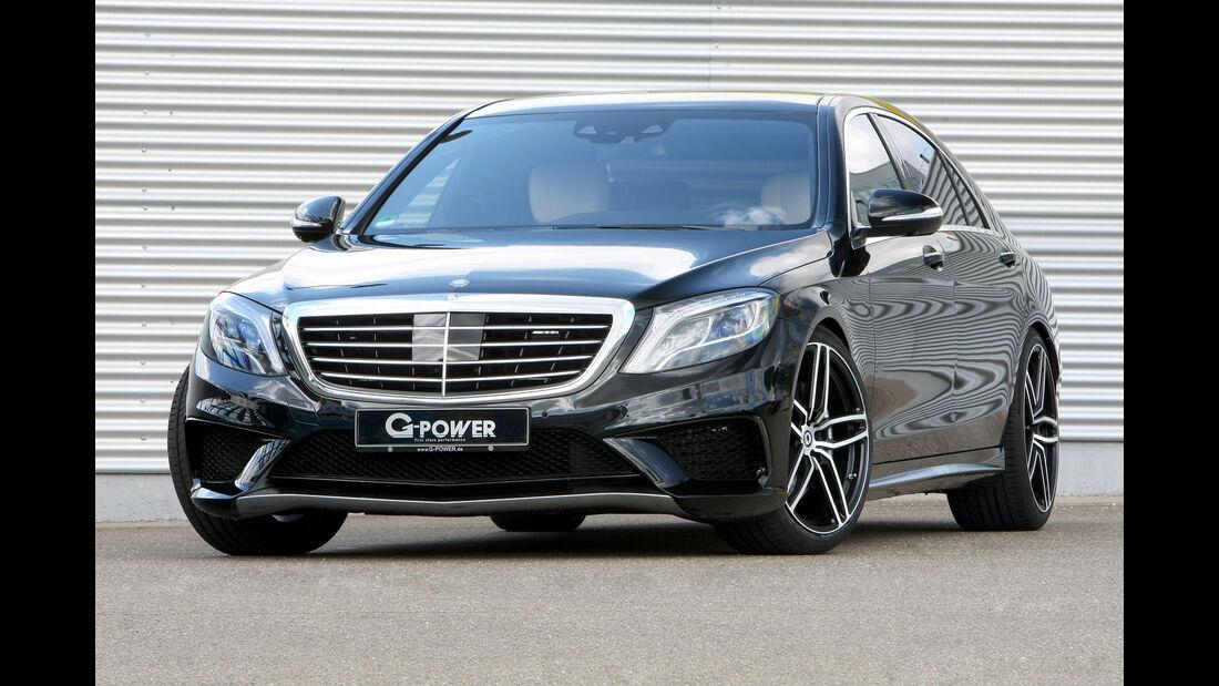 G-Power, Mercedes-AMG S63 W222, Tuning