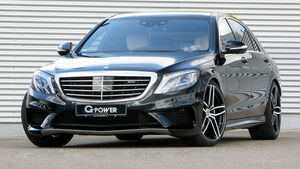 G-Power, Mercedes-AMG S63 W222, Tuning