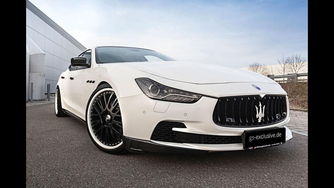 G&S Exclusive Maserati Ghibli Evo
