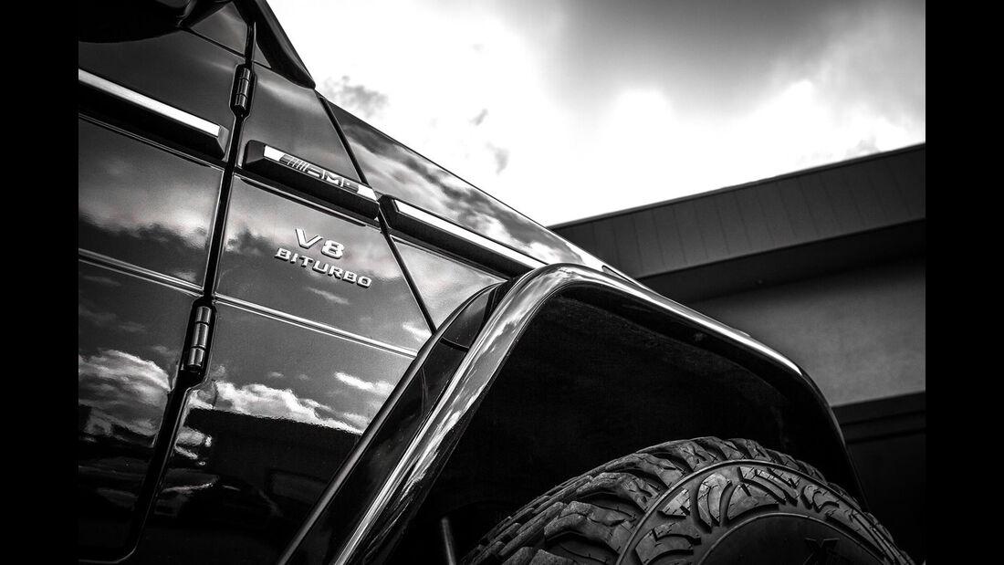 G63 AMG by mcchip-dkr, Details