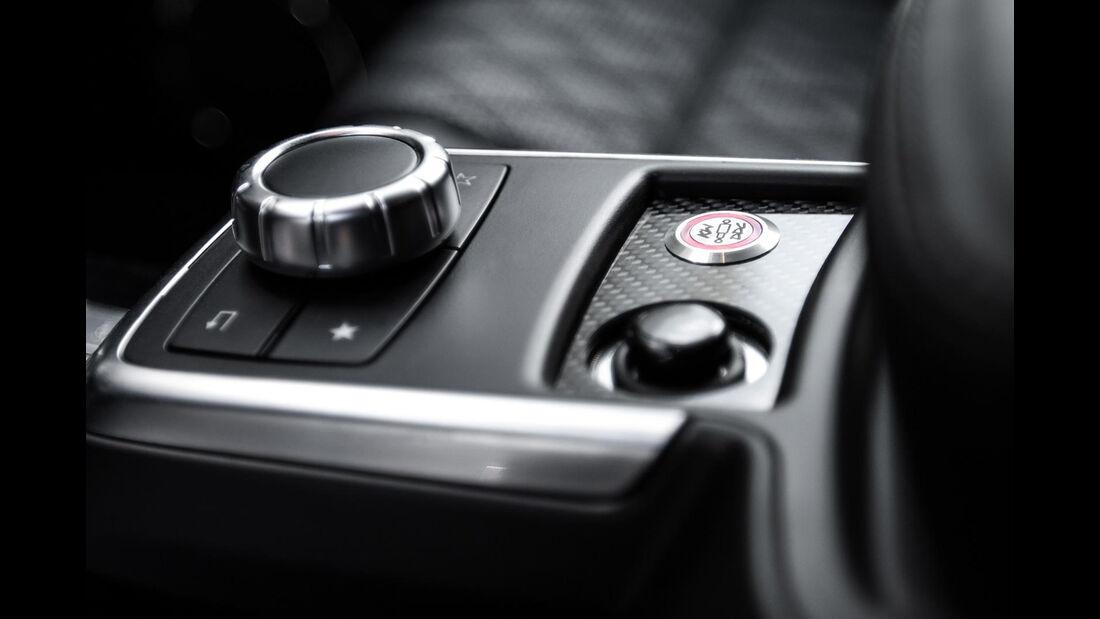 G63 AMG by mcchip-dkr, Interieur