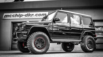 G63 AMG by mcchip-dkr, Totale