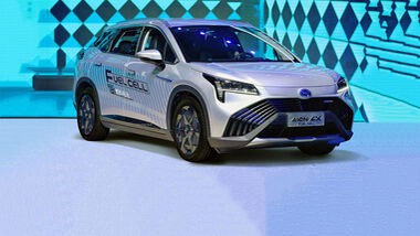 GAC Aion LX Fuel Cell