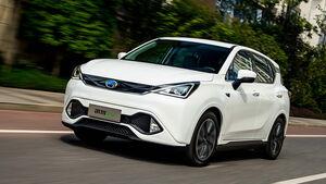 GAC Mitsubishi Eupheme EV Elektro-SUV China