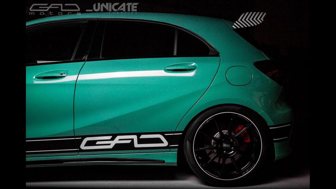 GAD Motors, Tuning, Mercedes A45 AMG