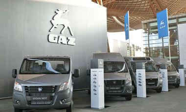 GAZ IAA Nutzfahrzeuge 2018