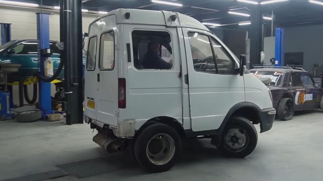 GAZelle Business Mini Van by Garage 54