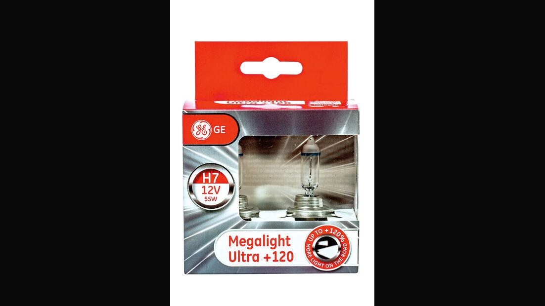GE Megalight Ultra +120 %