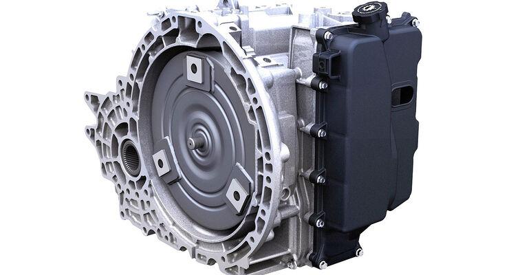GM Automatikgetriebe