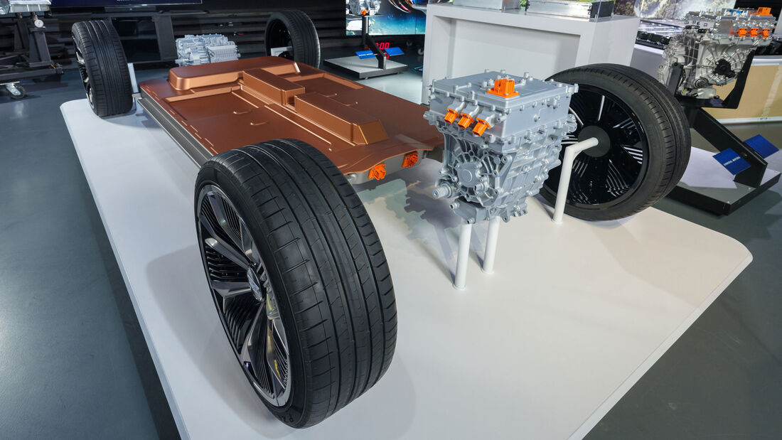 GM BEV3 Plattform Ultium