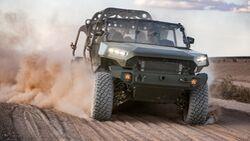 GM Defense Militaerfahrzeug ISV