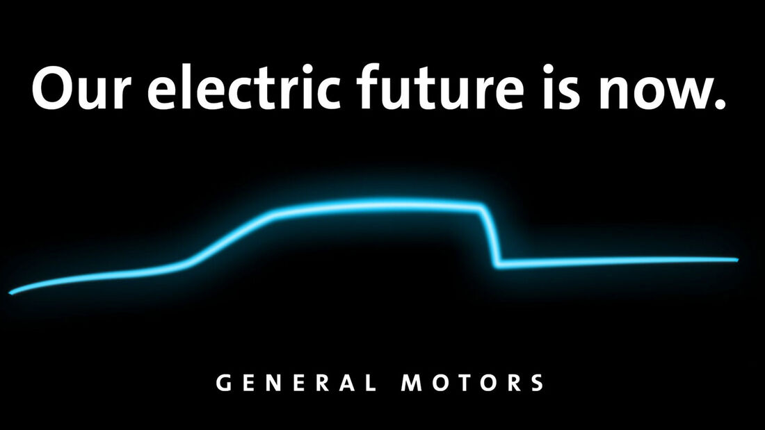 GM Elektro-Pickup