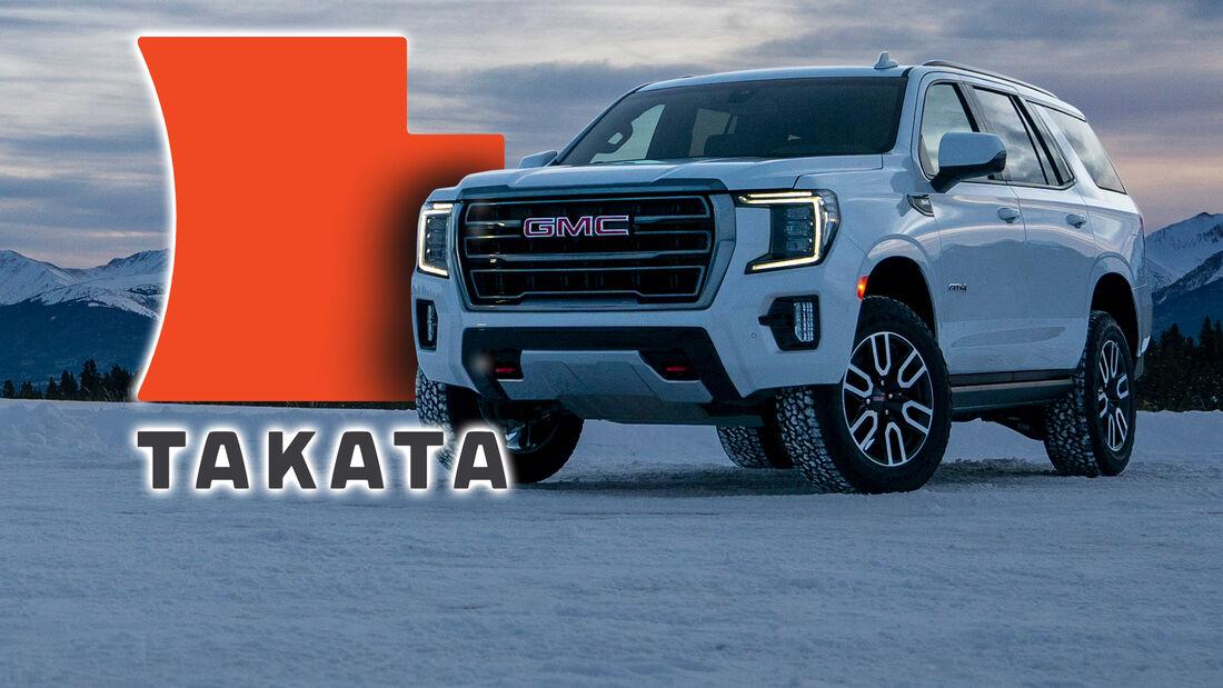 GM GMC Yukon Takata Airbag Rückruf