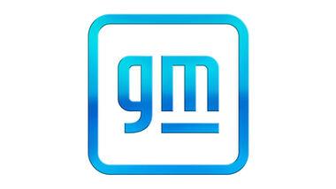 GM General Motors Logo Neu 2021