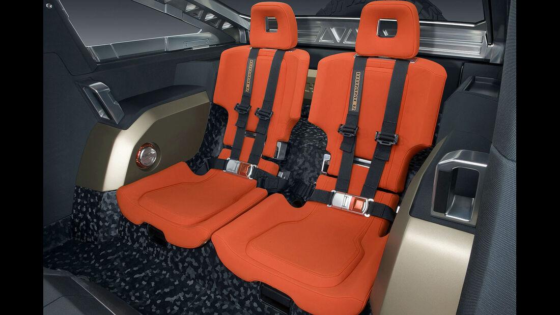 GM Hummer HX Showcar New York 2008