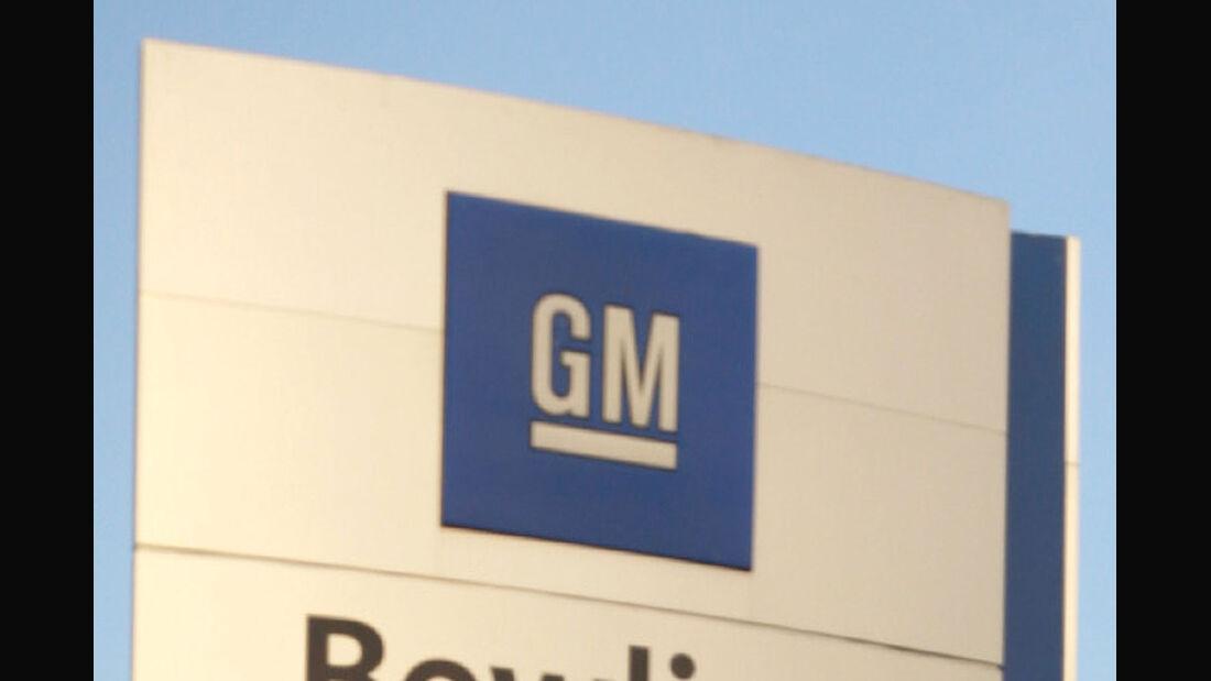 GM Logo