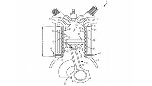GM Patent Lineargenerator