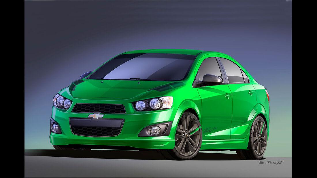 GM Sema 2012