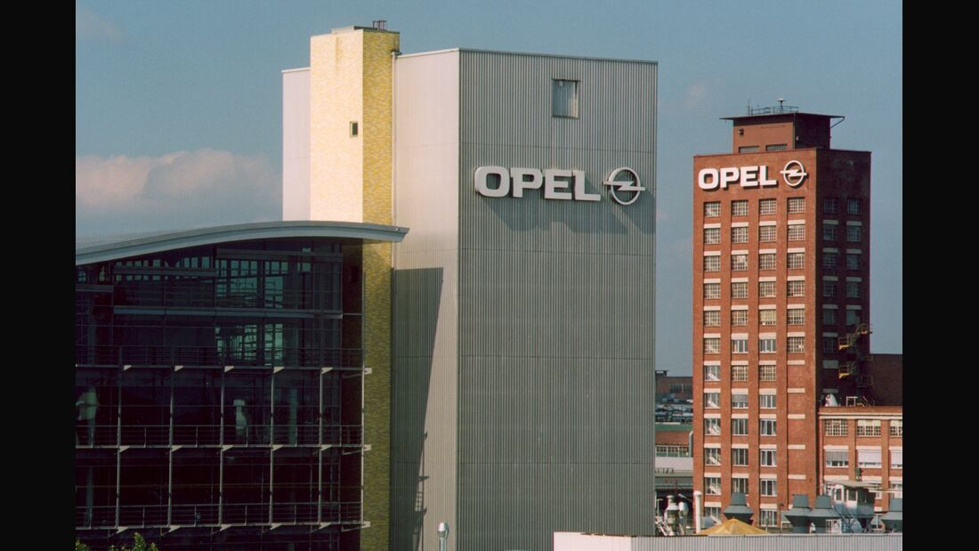 GM-Tochter Opel reduzierte 2013 ihre Verluste.