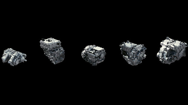 GM Ultium Plattform Elektromotoren  Antriebe