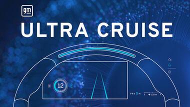 GM Ultra Cruise