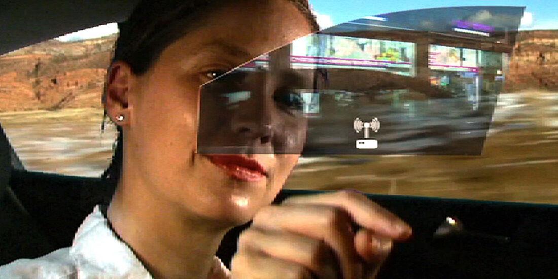 GM WOO app Fenster